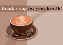 Drink a cup for your health!